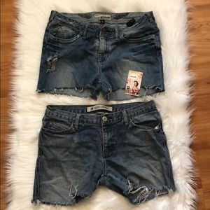 Pants - Vintage Cut Off Shorts